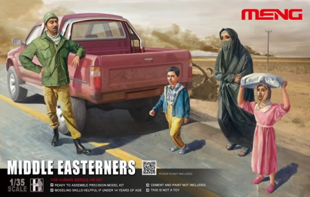 Middle Easterners 061/HS-001