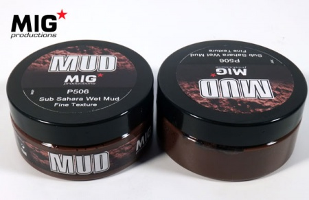 P506 Sub Sahara Wet Mud - Fine texture 75ml 032/P506