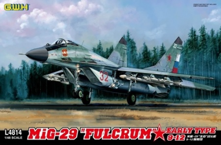 MiG-29 9-12 Fulcrum Early Type 063/L4814