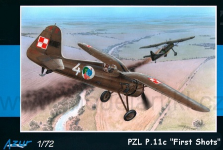 PZL P.11c First Shots 011/A112