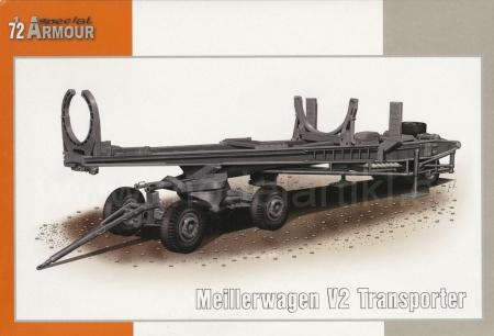 Meillerwagen V-2 Transporter