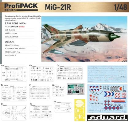 MiG-21R (ProfiPACK) - reedice