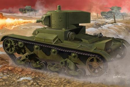 OT-130 Flame Thrower Tank