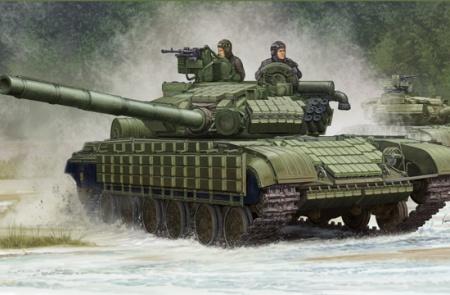 T-64BV model 1985