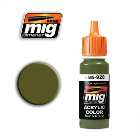Olive Drab High Light Base 17ml 085/A.MIG-928