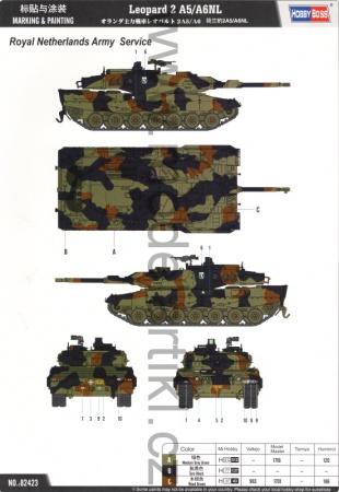 Leopard 2 A5/A6NL