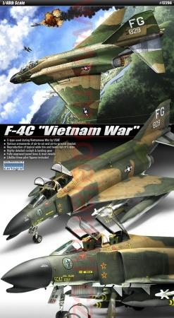 McDonnell F-4C Phantom II Vietnam War