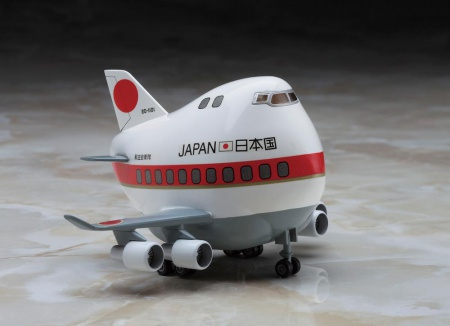 Japanese Air Force One Boeing 747-400 (Egg Plane)
