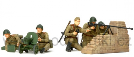 Russian Infantry Anti-tank Team (1943)
