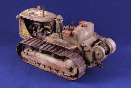 U.S.  Army Bulldozer