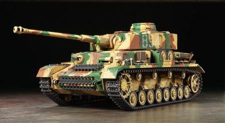 German Pz.Kpfw.IV Ausf.J (w/Single Motor)