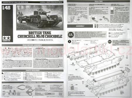 Churchill Mk.VII Crocodile