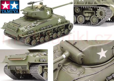 U.S. Tank M4A3E8 Sherman Easy Eight