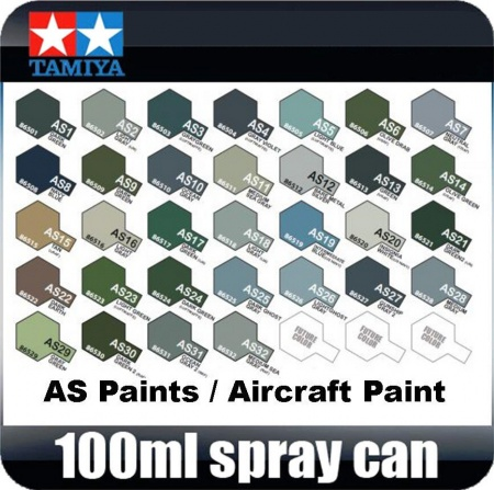 AS-11 Medium Sea Gray 100ml
