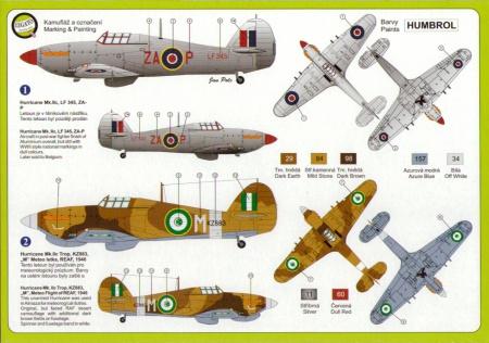 Hawker Hurricane Mk.IIc Postwar