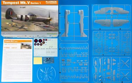Hawker Tempest Mk.V (ProfiPACK) - reedice