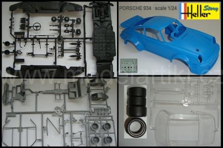 Porsche 934 / Starter Set