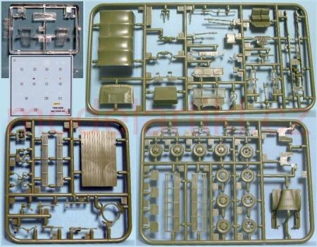 GMC CCKW 353 / Starter Set