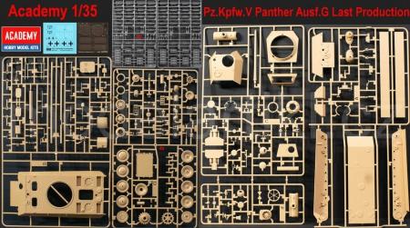 Pz.Kpfw.V Panther Ausf.G Last Production