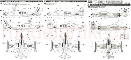 T-33A Lockheed Shooting Star