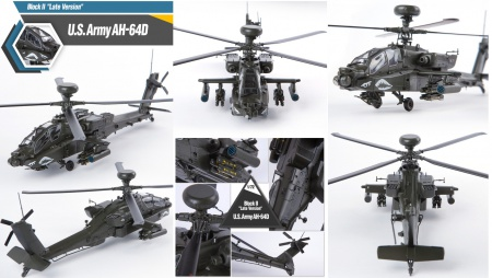 US Army AH-64D Block II Late version