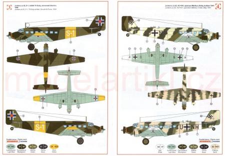 Junkers Ju 52 - Tante Ju (Limited Edition)