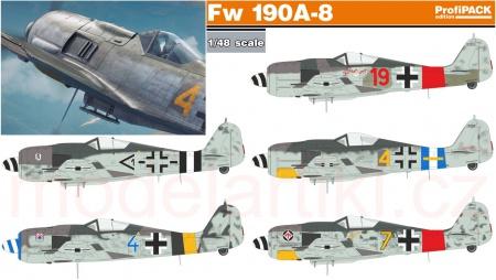 Fw 190A-8 (ProfiPACK)