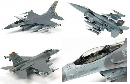 Lockheed Martin F-16CJ (Block 50) w/Full Equipment