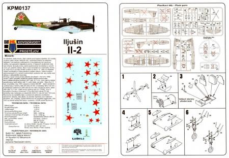 Ilyushin IL-2M Černá smrt