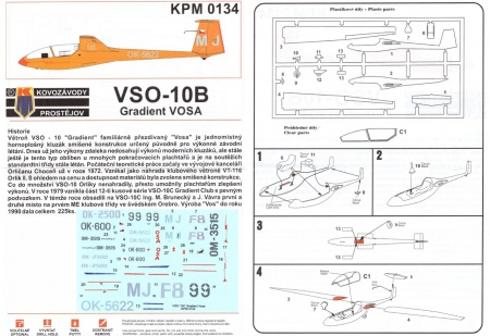 Orličan VSO-10B Gradient