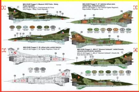 Mikojan-Gurjevič MiG-23UB Flogger C