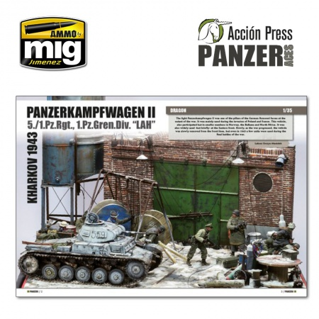 Panzer Aces Nº59 (English Version)