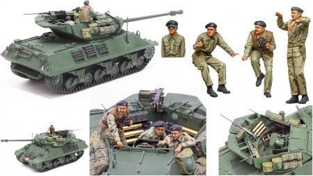 British Tank Destroyer M10 IIC Achilles