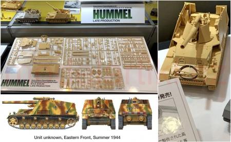 Sd.Kfz.165 Hummel (Late)