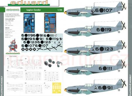Messerschmitt Bf 109E (Limited edition)