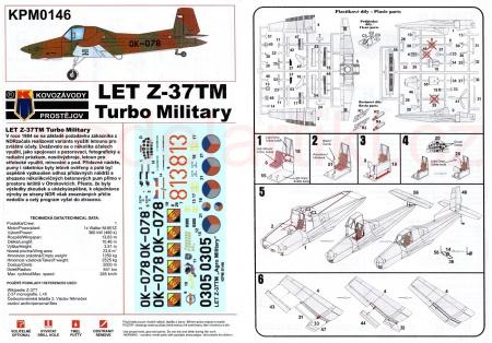 Z-37TM Turbo Military