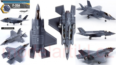 F-35A Seven Nation Air Force
