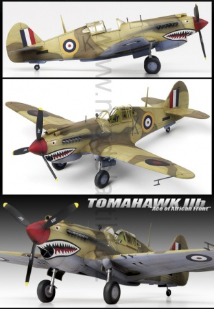 Tomahawk IIb Ace of African Front (Limited Edition)