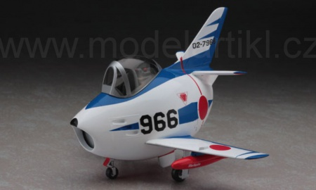 F-86 Sabre Blue Impulse (Egg Plane)
