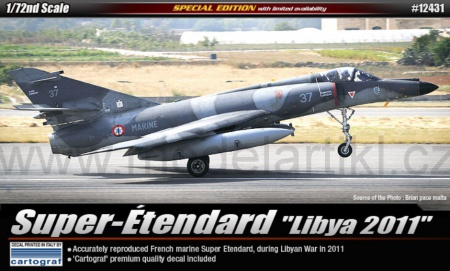 Super-Etendard - Libya 2011 (Limited Edition)