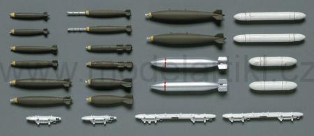 Aircraft Weapons: I (U.S. Bombs & Rocket Launchers)