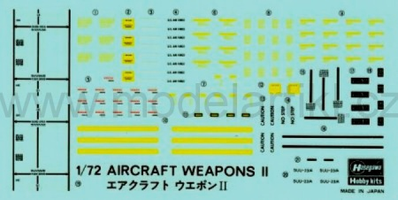 Aircraft Weapons: II (U.S. Guided Bombs & Gun Pods)